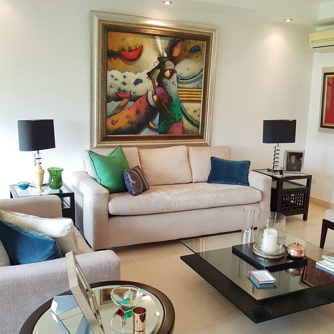 Se vende precioso apartamento en Parque del Mar 1, Costa del Este