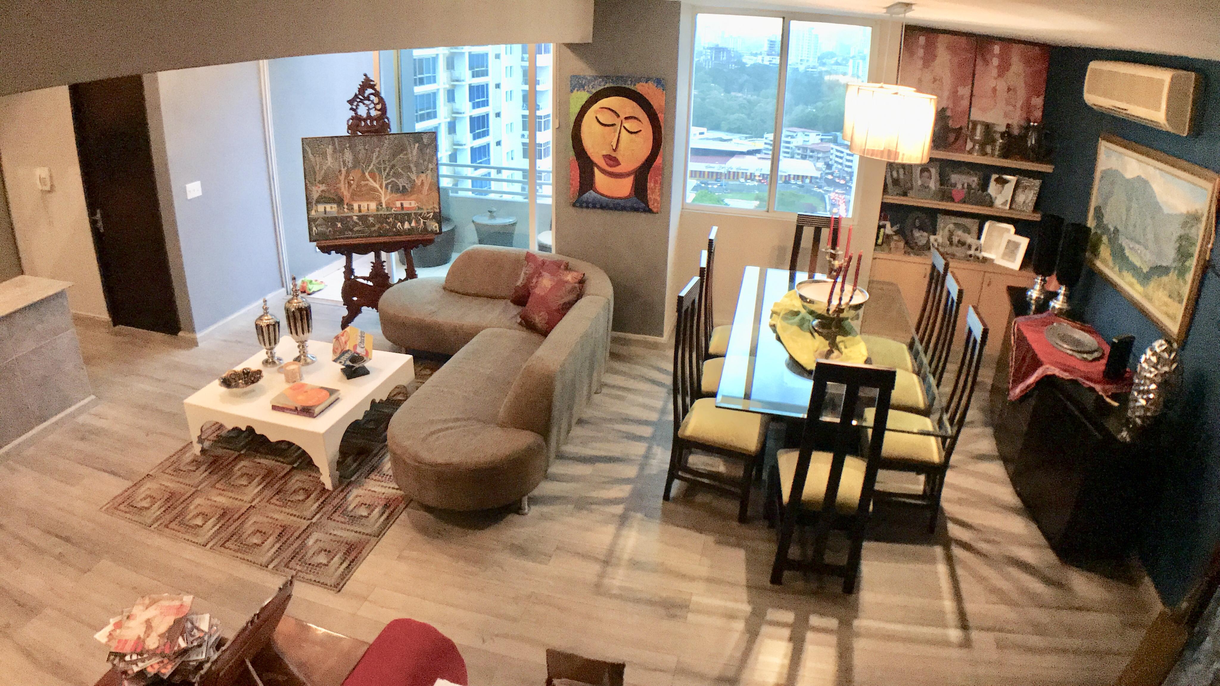 En venta apartamento P.H Concept en San Francisco