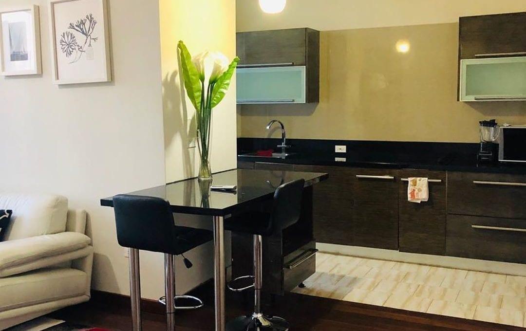 Se alquila apartamento en PH Denovo Obarrio