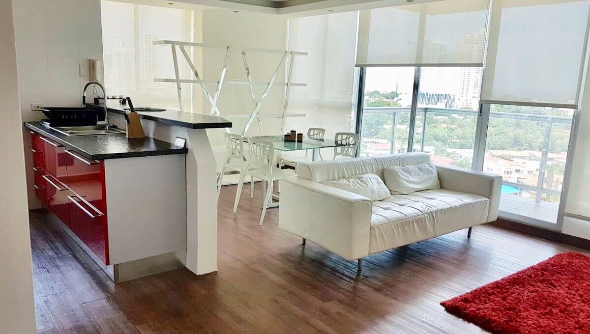 Apartamento Amoblado en Alquiler en Oasis Tower, Vía Porras