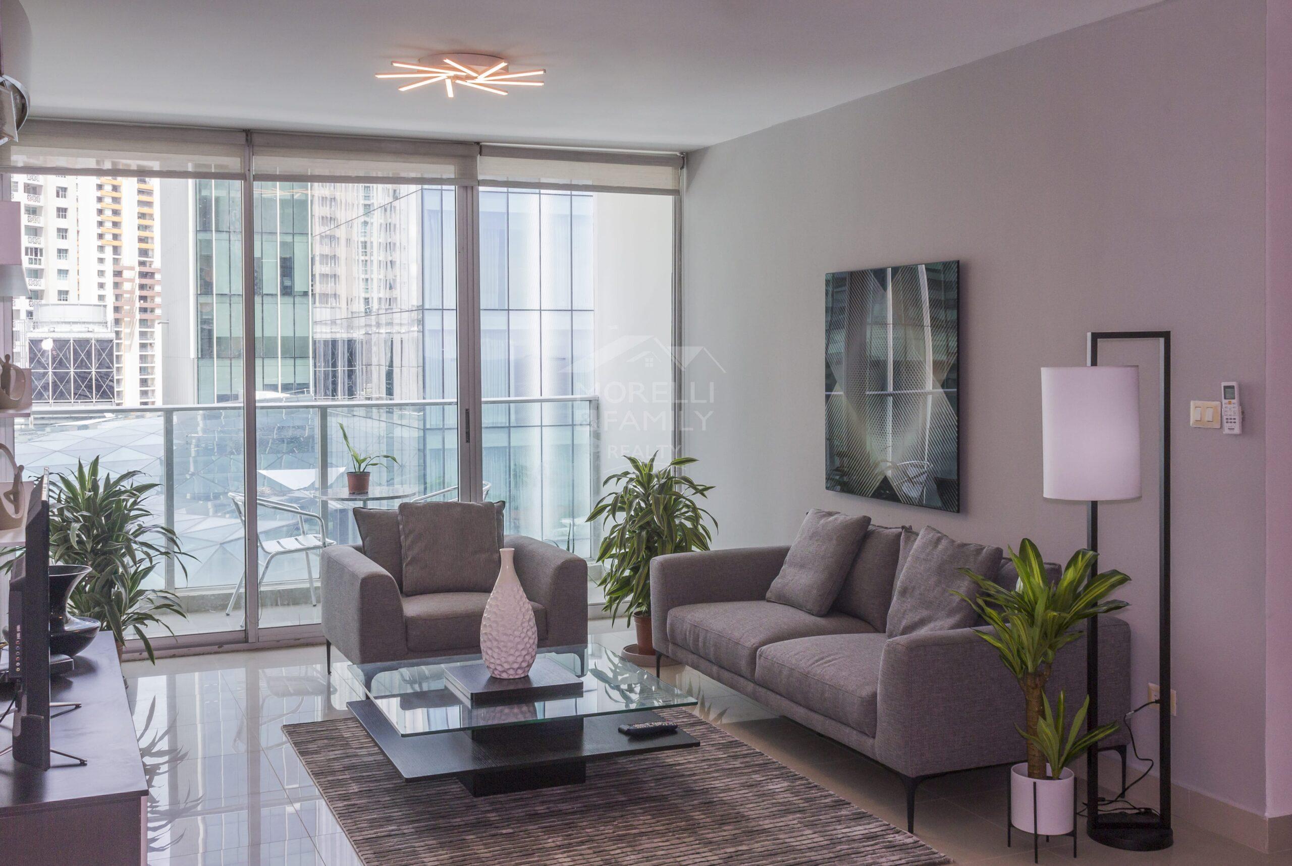 Apartamento en Alquiler en Punta Pacifica – Edificio Pacific Sea