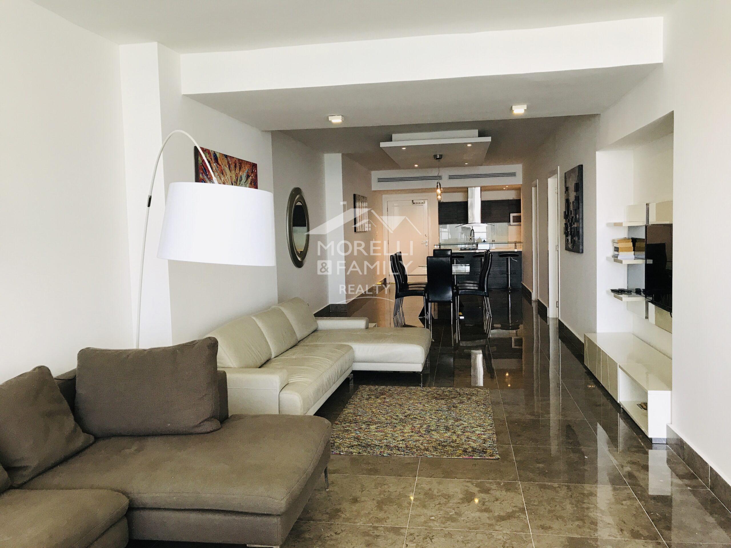 Alquiler de Apartamento – Avenida Balboa – Edificio YOO PANAMÁ 185 m2
