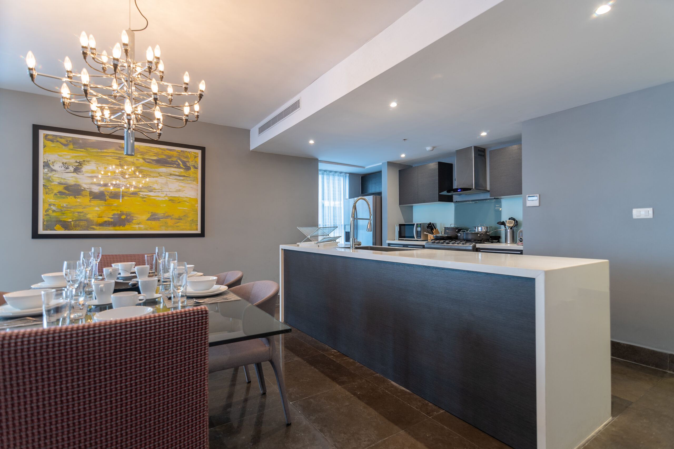 Alquiler de Apartamento – Avenida Balboa – Edificio YOO PANAMÁ 180 m2