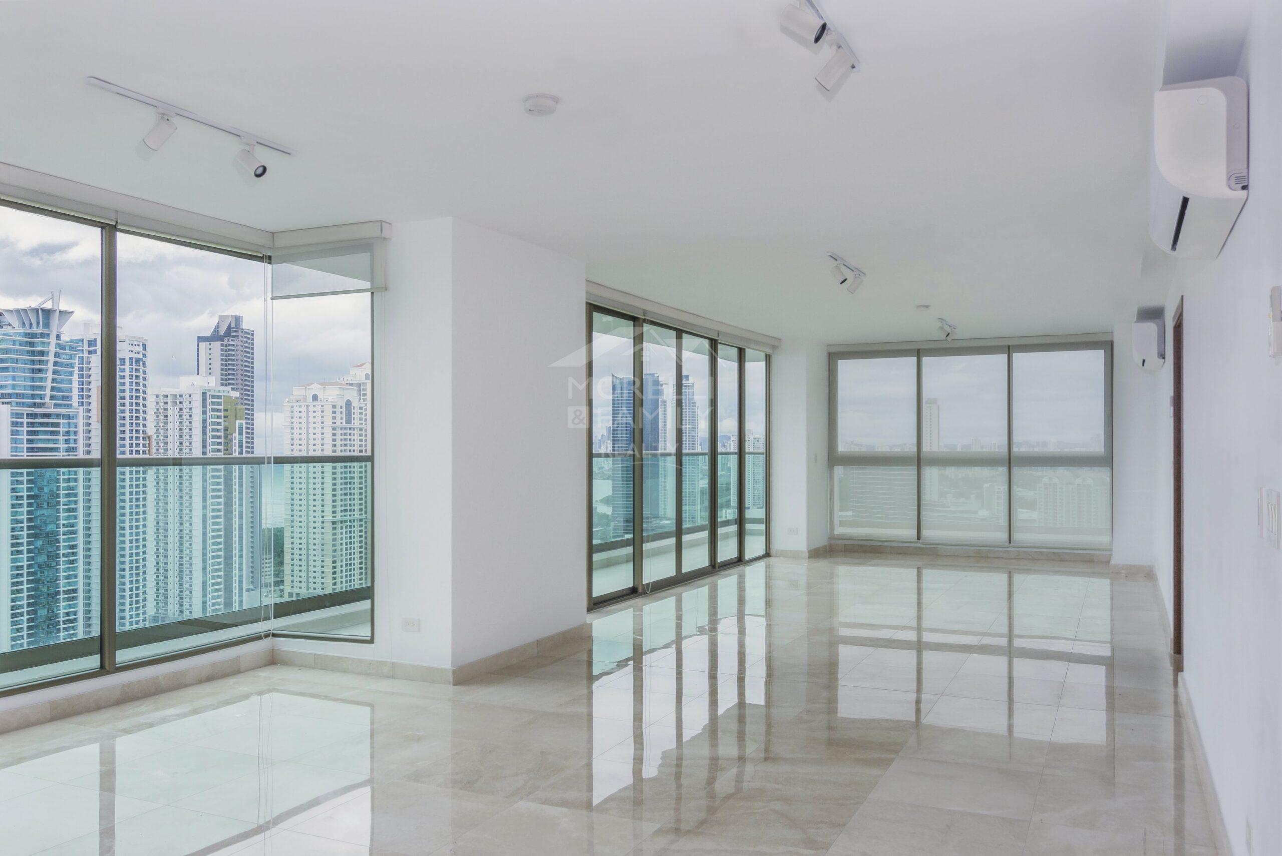 Apartamento en Alquiler – Edificio PARK LANE  276 m2 – Costa del Este .